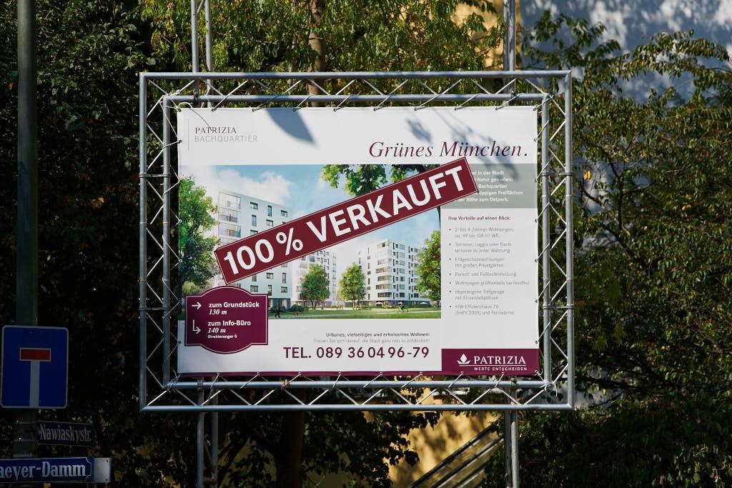 Das Grüne München - Bachquartier