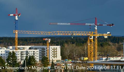 Baustelle Grundschule am Karl-Marx-Ring