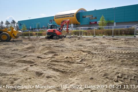 Baustelle Plettzentrum
